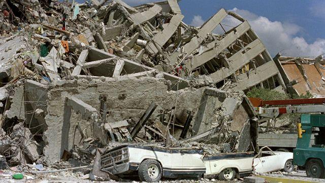 Terremoto de 1985 en Ciudad de México