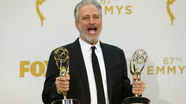 """Jon Stewart, de """"The daily show"""""""