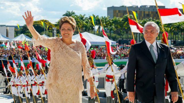 Dilma e Temer (Foto: Roberto Stuckert Filho/PR)