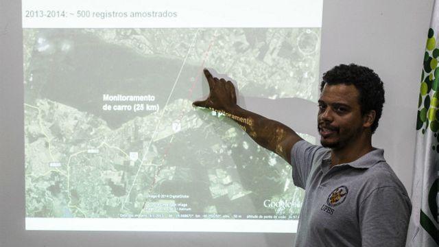 Em audiência com Procuradoria em abril, Áureo Banhos indica trecho de mata cortado pela BR-101; profissionais se articulam por medidas emergenciais e contra duplicação da via