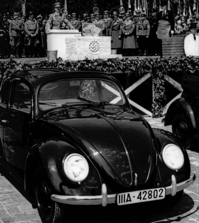 Hitler y Volkswagen