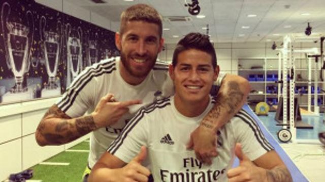 Este tratamiento también fue utilizado por su compañero en el Real Madrid, Sergio Ramos.