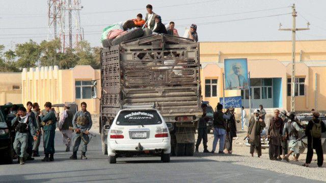 سازمان ملل اعلام کرده که نبردهای قندوز صد کشته و زخمی و هزارها بیجا شده به جا گذاشته است