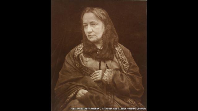 Джулия Маргарет Кэмерон. Фото ее сына, Генри Хершеля Кэмерона