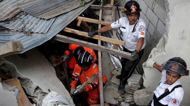 Hasta el momento se han contabilizado 125 viviendas dañadas.
