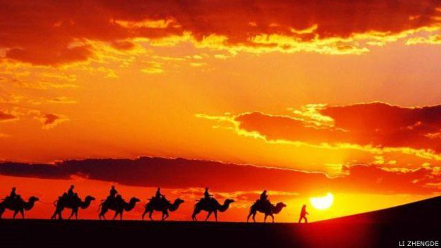 गोबी का रेगिस्तान