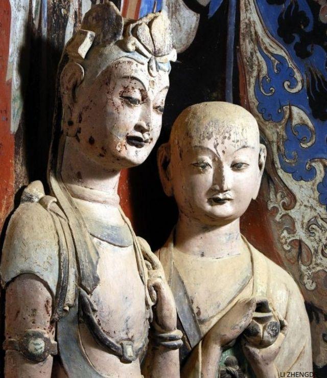शिंग काल के बनी मूर्तियां