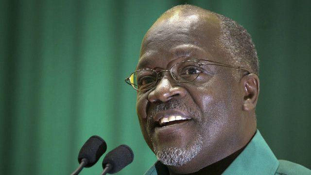 Magufuli alikuwa Waziri wa Ujenzi katika serikali ya Rais Jakaya Kikwete anayeondoka mamlakani