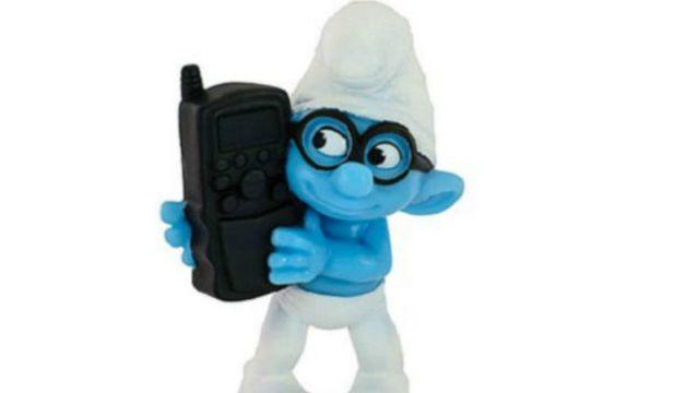 Snowden disse que mecanismos de monitoramento foram nomeados usando os personagens dos Smurfs