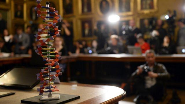 пресс-конференция в Нобелевском комитете