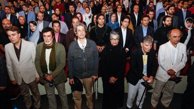 حبیب در نخستین ردیف مراسم جشن موسیقی ما