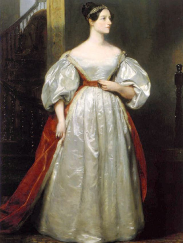 Nascida há 200 anos, Ada Lovelace criou o que se pode chamar de primeiro algoritmo