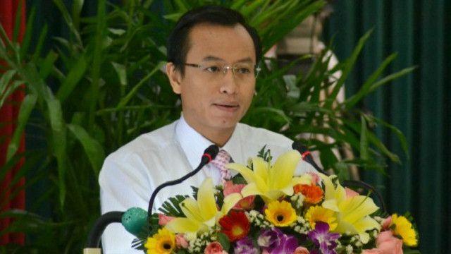 Ông Nguyễn Xuân Anh sinh năm 1976