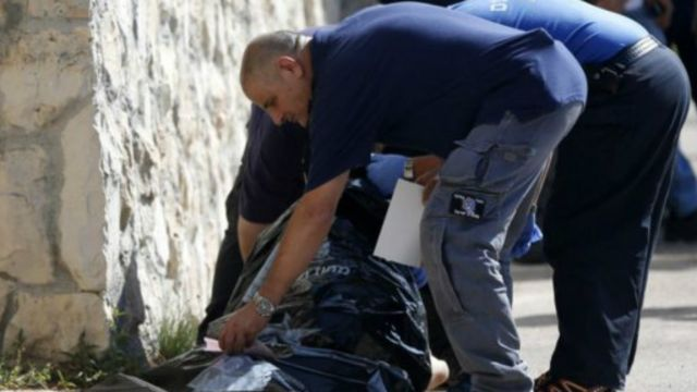 Seorang pria Palestina yang berusaha menikam tentara Israel di timur Yerusalem ditembak mati.