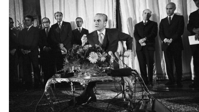 شاه ایران در زمان بحران ظفار در اوج قدرت بود