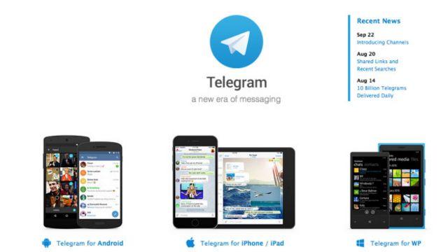 تلگرام می گوید در ایران حداقل ۲۰ میلیون کاربر دارد