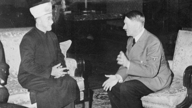 محمد امین الحسینی و هیتلر
