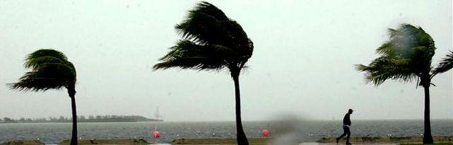 Huracán Michelle, en Key West
