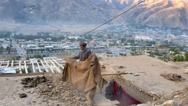 زلزله از جمله در ولایت بدخشان خساراتی به بار آورد