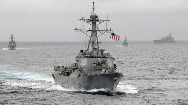 Khu trục hạm USS Lassen