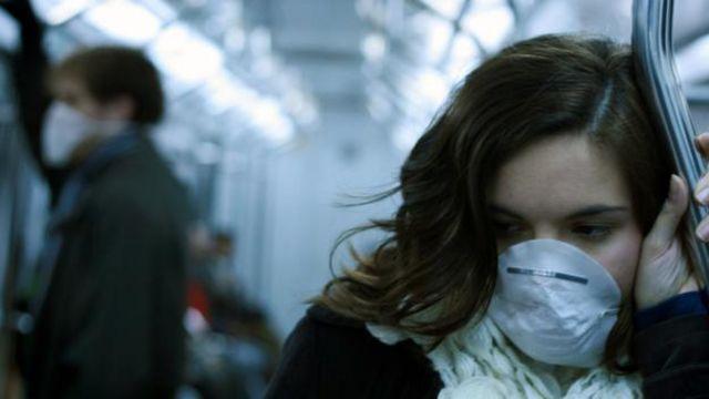 病菌会长时间漂浮在地铁车厢里(图片来源:Getty Images)