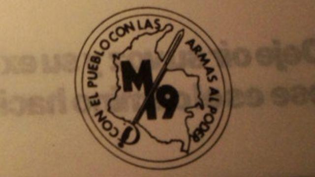 Logo del M-19