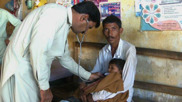 عمر کوٹ میں برسوں گذرنے کے باوجود عطائی ڈاکٹروں کا سلسلہ جوں کا توں جاری ہے