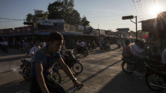 ရန်ကုန်မြို့လို အပြောင်းအလဲတွေ ဟင်္သာတမှာ မတွေ့ရ။