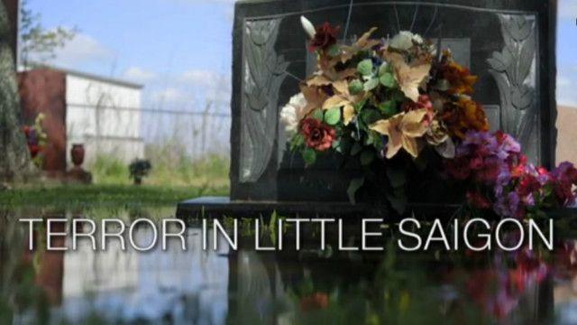 """Phóng sự điều tra """"Terror in Little Saigon"""" trên truyền hình PBS"""