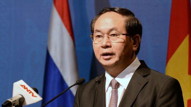 Bộ trưởng Công an Trần Đại Quang là một trong những ứng viên được dư luận nhắc đến cho 'Tứ trụ' khóa 12