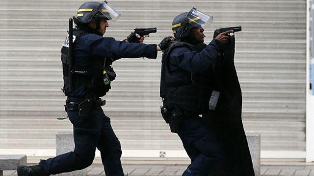 نفرات نیروی ویژه پلیس