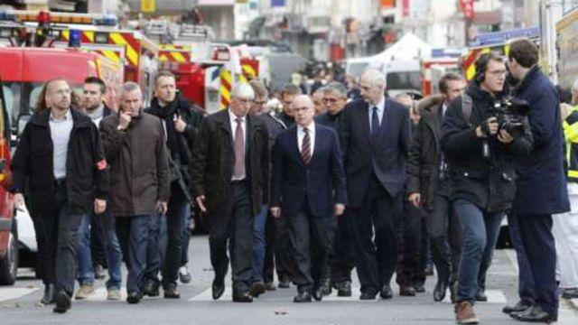 """Le Ministre fait appel aux """"volontaires français patriotes"""" pour """"soulager"""" les forces de sécurité."""