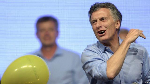 Macri ha logrado aunar a políticos de diversas tendencias