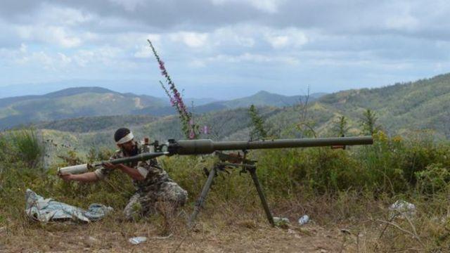 گروههای مسلح مختلف در مناطق شمال لاذقیه فعالند