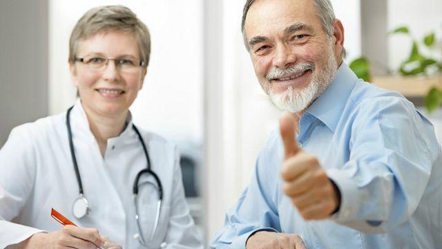 Пожилые люди чаще болеют? Не всегда это так!