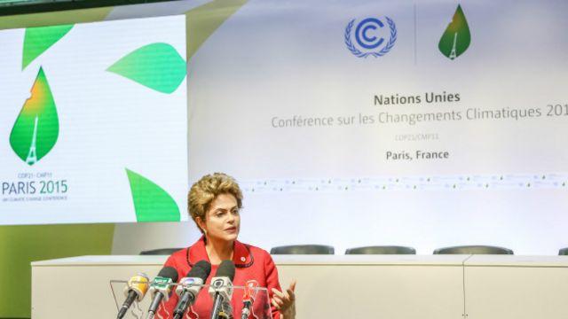 Líderes de la región y el mundo llegaron a París para la COP21.