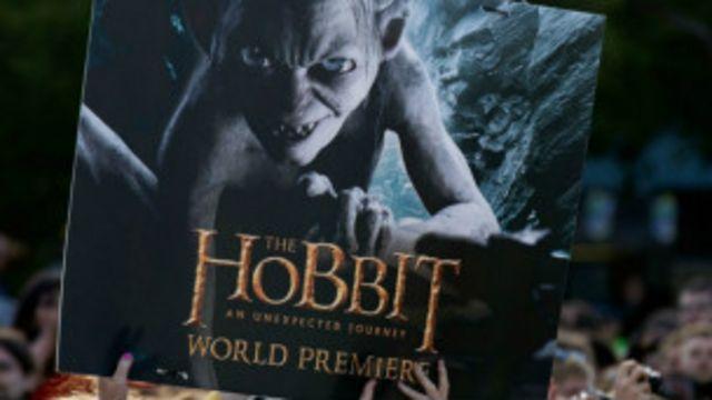 Hobbit လူပုကလေးပါတဲ့ရုပ်ရှင်