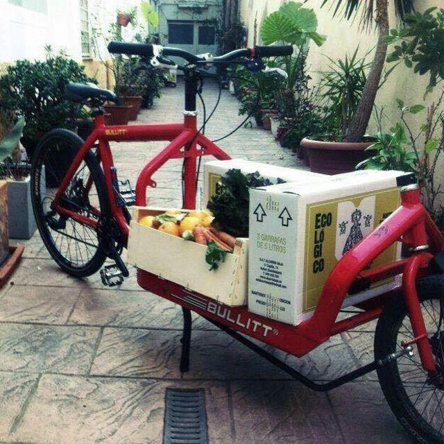 Bicicleta de Yvelice Ramirez
