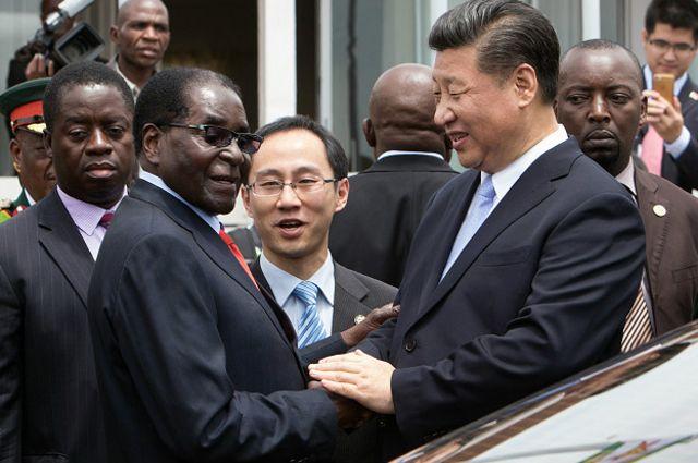 Китайские миллиарды текут в Африку, но уже не так быстро - BBC News Русская  служба