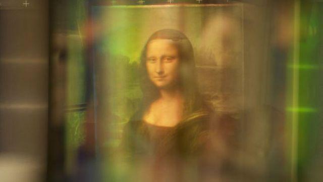 Котт применил к картине да Винчи технологию отраженного света