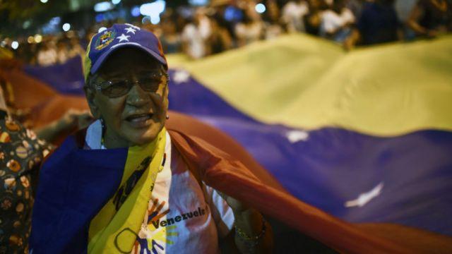 Es la primera vez que la oposición al chavismo se hace con la Asamblea Nacional.