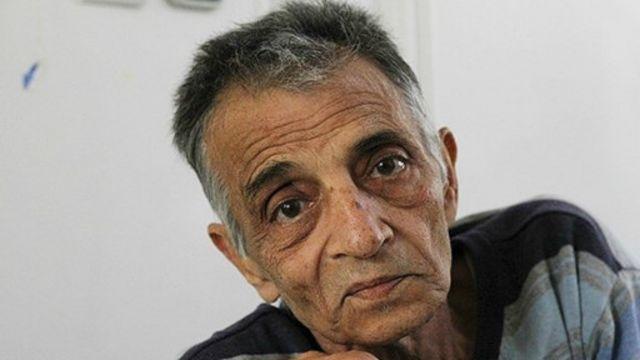 آقای درفشی جوان آخرین ماههای عمر خود را در خانه سالمندان سپری کرد
