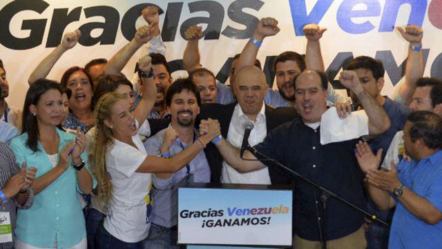 Oposición de Venezuela