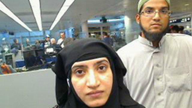 Farook dan istrinya, Tashfeen Malik,