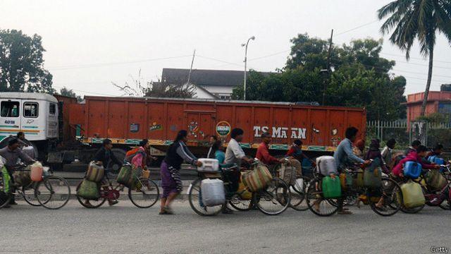 नेपाल भारत बॉर्डर