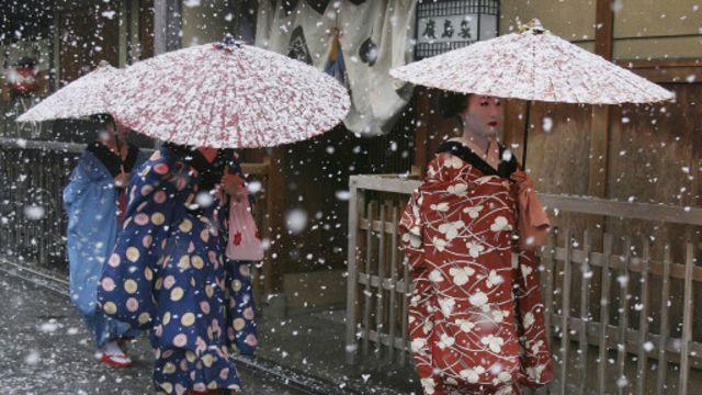 日本京都(图片来源:Getty Images)