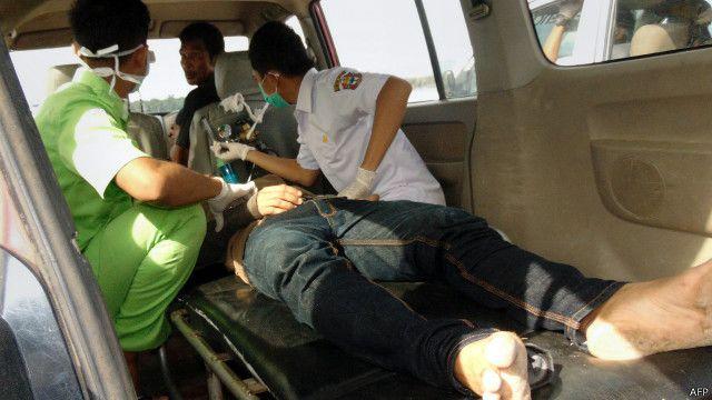 Hingga Rabu (23/12), 54 korban telah ditemukan. Sebanyak 14 di antaranya meninggal dunia.