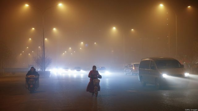 數據顯示,包括中國在內的在世衛組織東南亞區域和西太平洋區域是空氣污染影響最嚴重的區域。