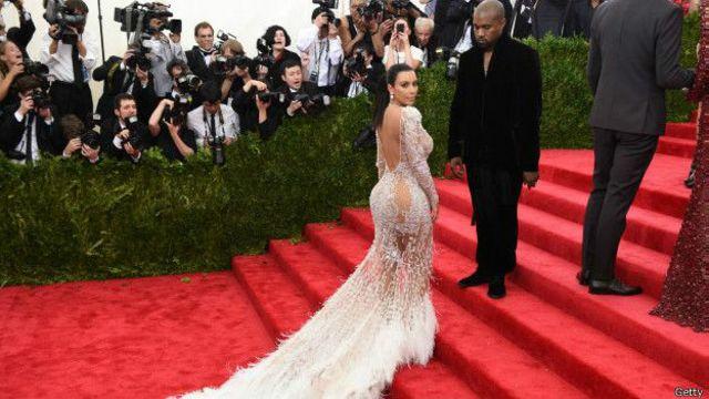 De celebridad Kim se ha convertido en un verdadero ícono de la cultura popular.