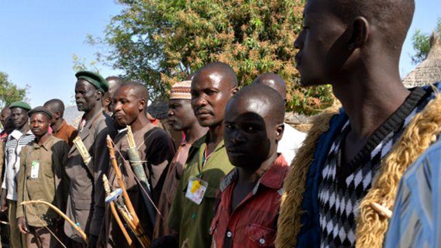 گروههای محلی نیز برای مقابله و جلوگیری از بازگشت بوکو حرام شکل گرفتهاند